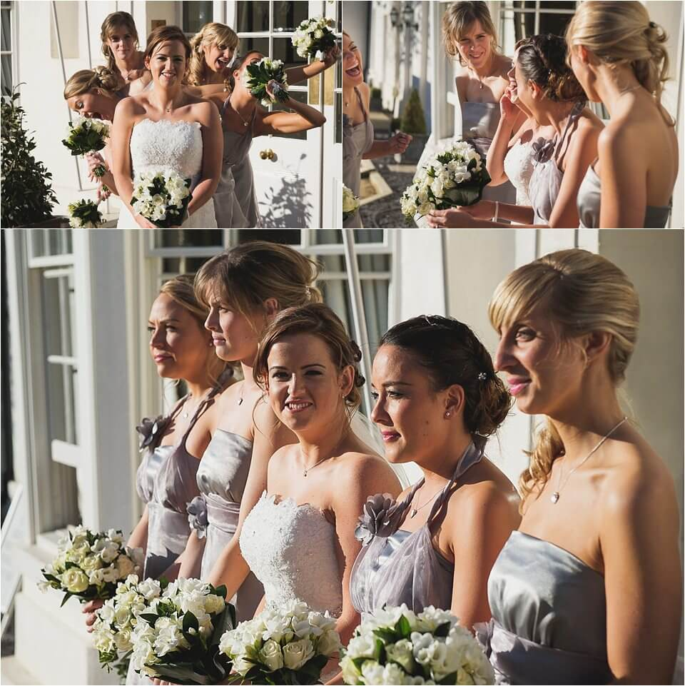 Warwick House Wedding