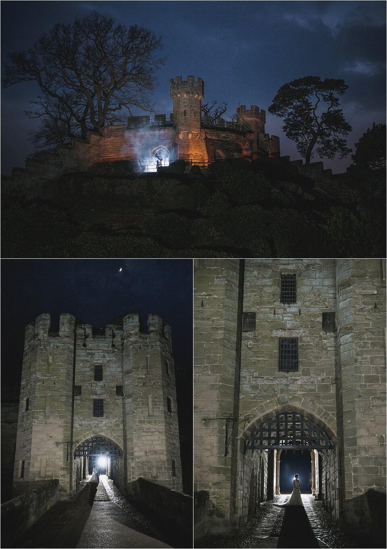 Warwick Castle wedding photography in Warwickshire