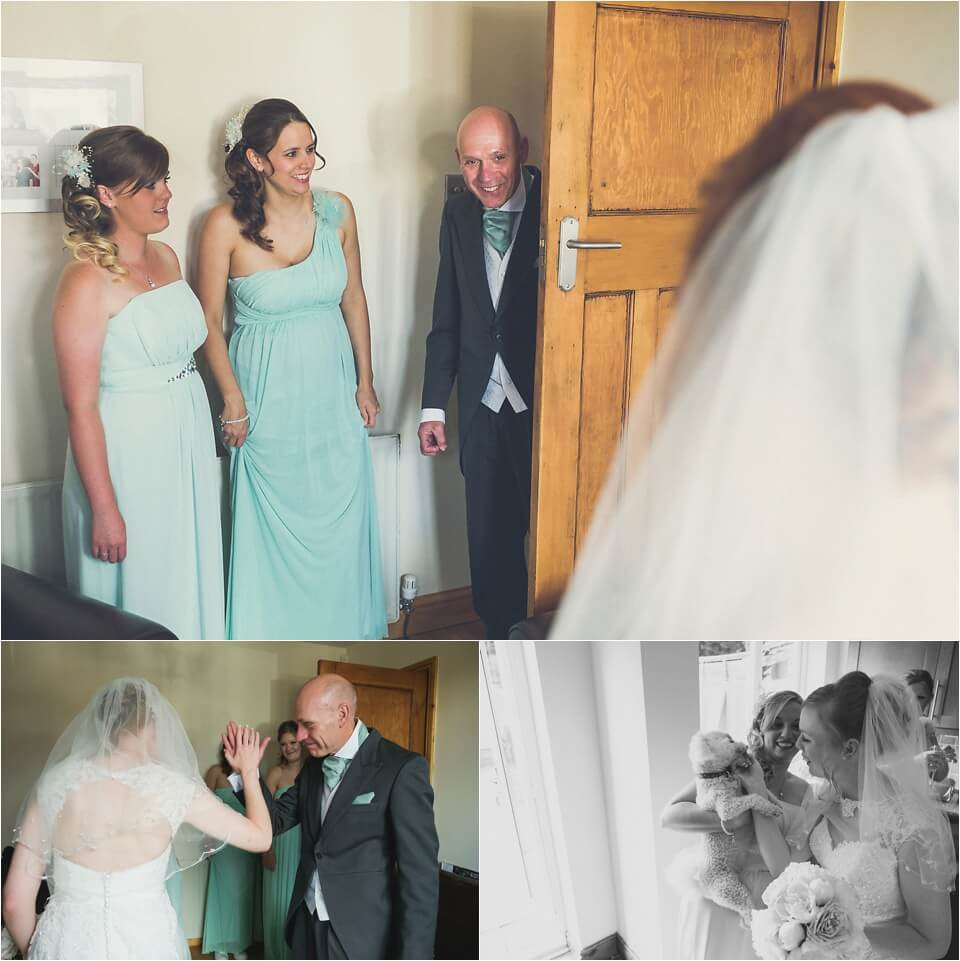 Wedding Reception West Midlands: Wedding Photography At Nailcote Hall In The West Midlands