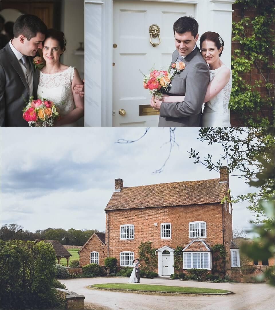 Wedding Flowers Warwickshire: Happy Times & A Teary Bride At Wethele Manor In Warwickshire