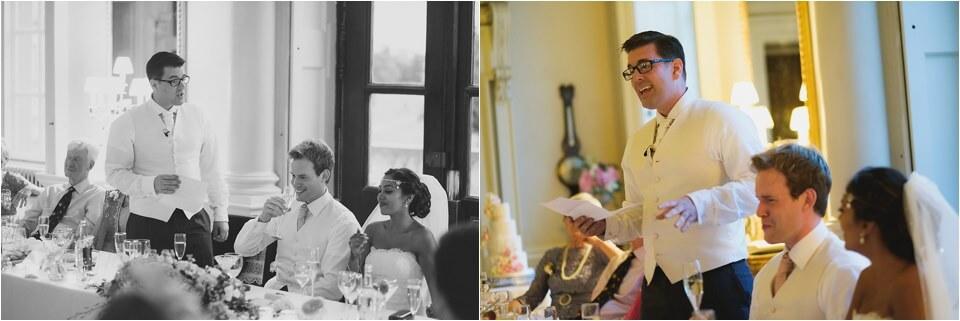 Kirtlington Park Wedding