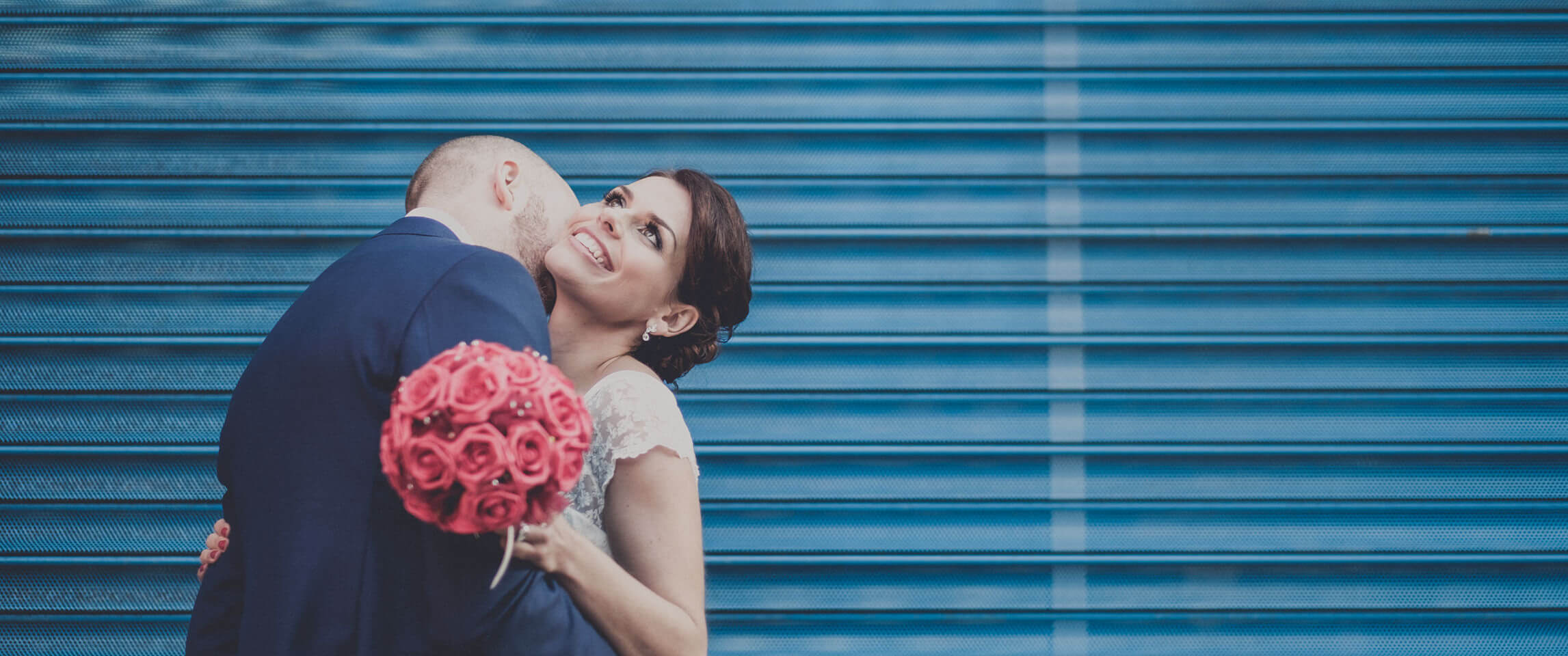 Urban Wedding Photography at the Drop Forge in Birmingham