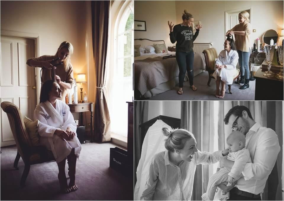 The Elms Hotel Wedding