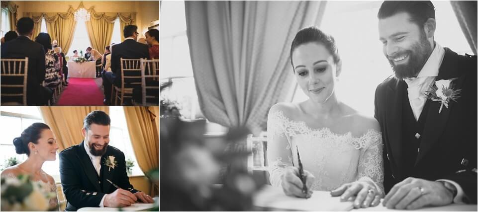 The Elms Hotel Wedding 029