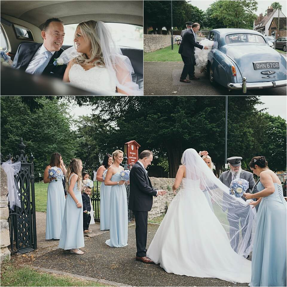 Fladbury Wedding