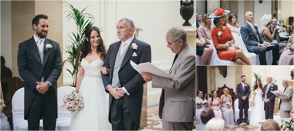 Whitbourne Hall Wedding