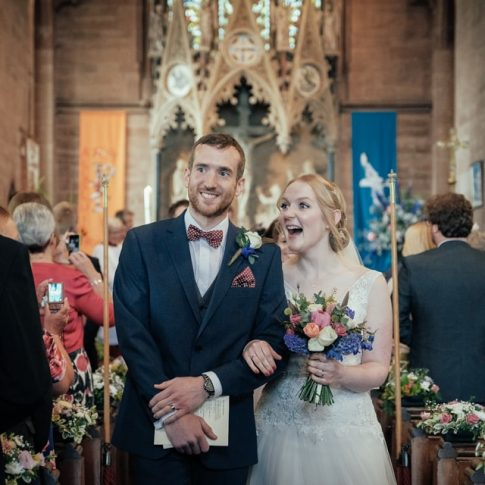 Eckington Manor Wedding Photography