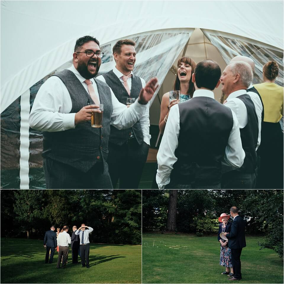 Oldberrow House Wedding Photography