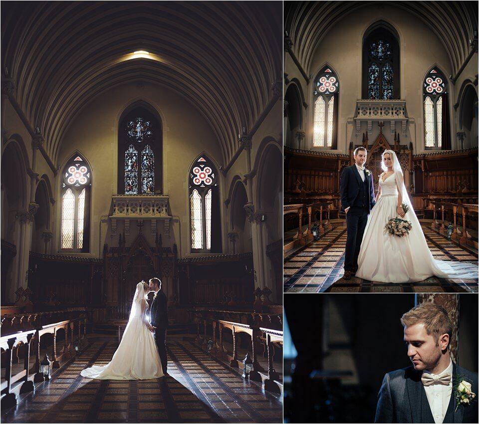 Stanbrook Abbey Hotel Wedding
