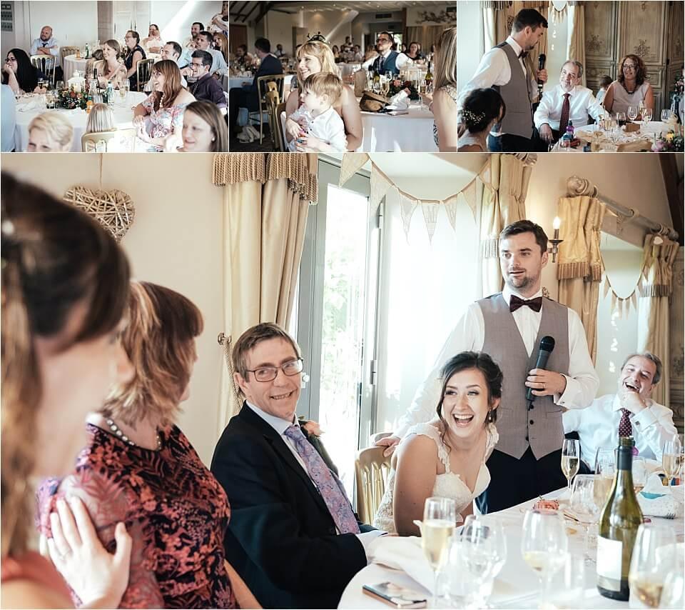 Deer Park Hall Wedding