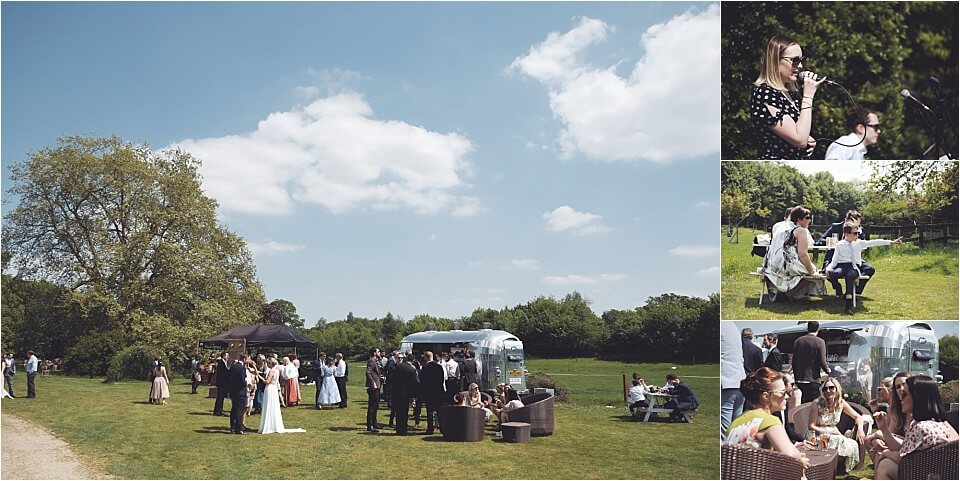 Sparkford Hall Wedding
