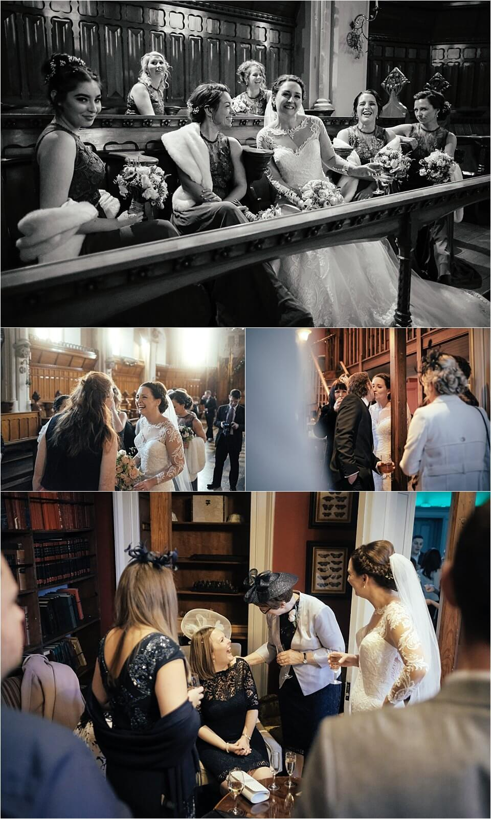 Stanbrook Abbey Wedding Photographers