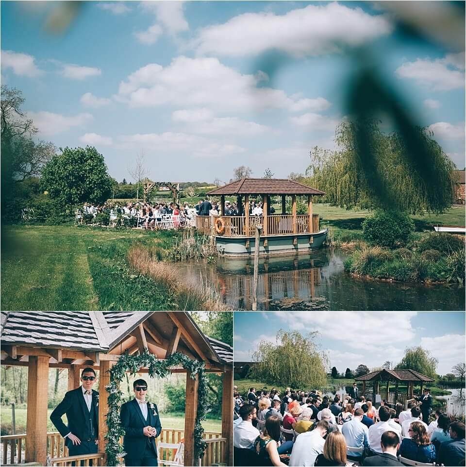 Wootton Park Wedding Photographers