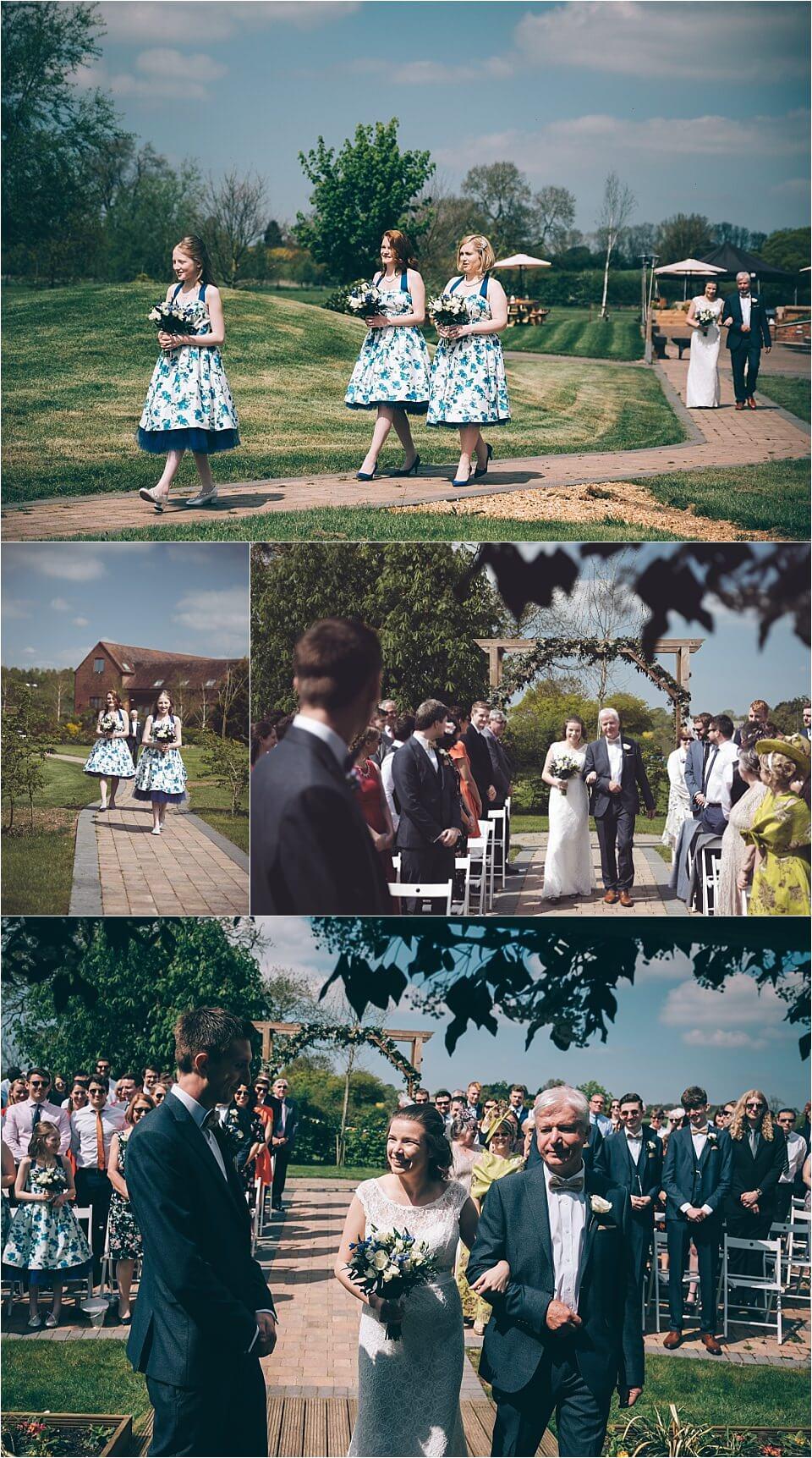 Wootton Park Wedding