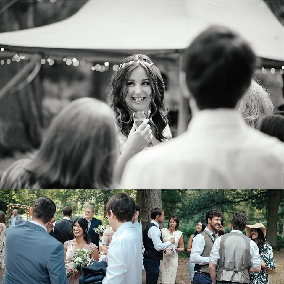 Enchanting Woodland Wedding Photographers