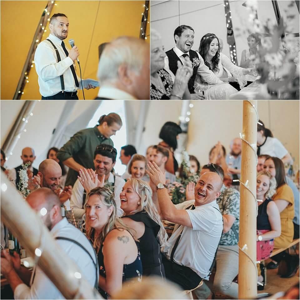Umberslade Adventure Wedding Photos