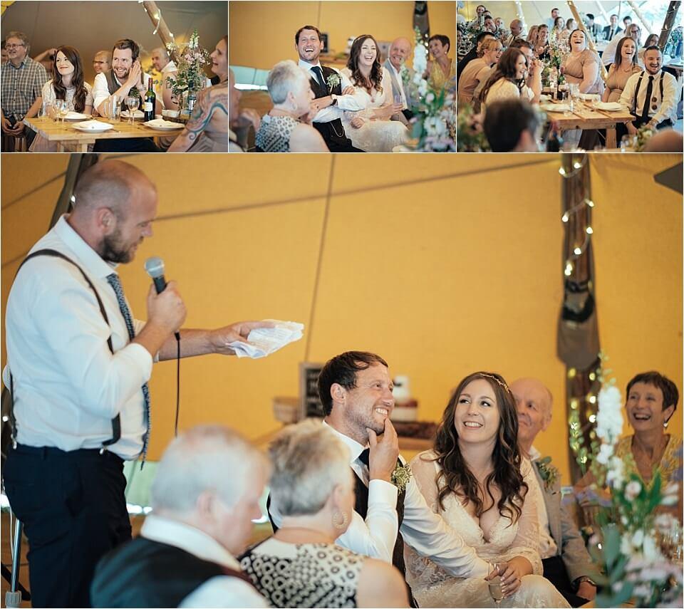 Umberslade Adventure Wedding