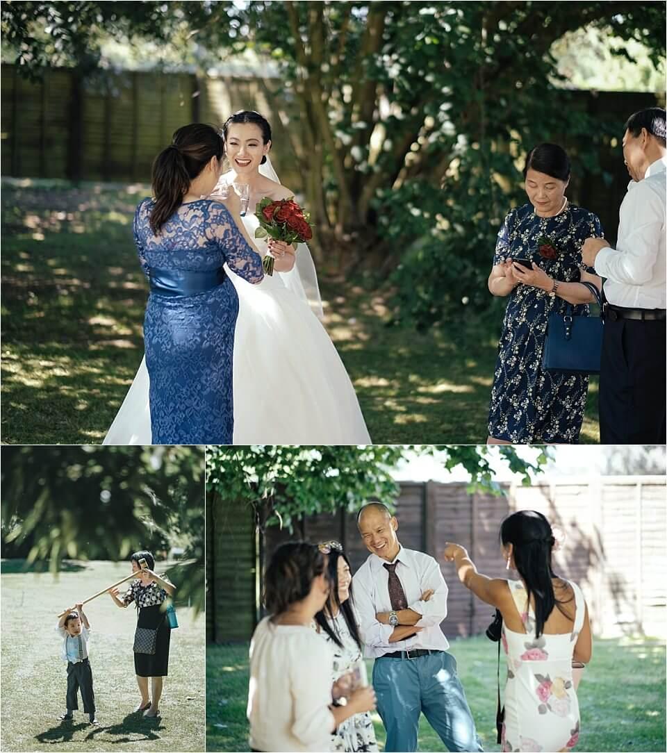 Stanbrook Abbey Wedding Photographers