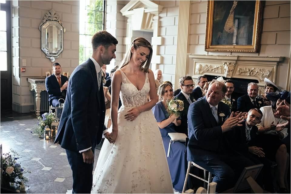 Davenport House Wedding Photographer