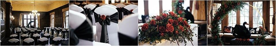 Dumbleton Hall Hotel Wedding Photographers
