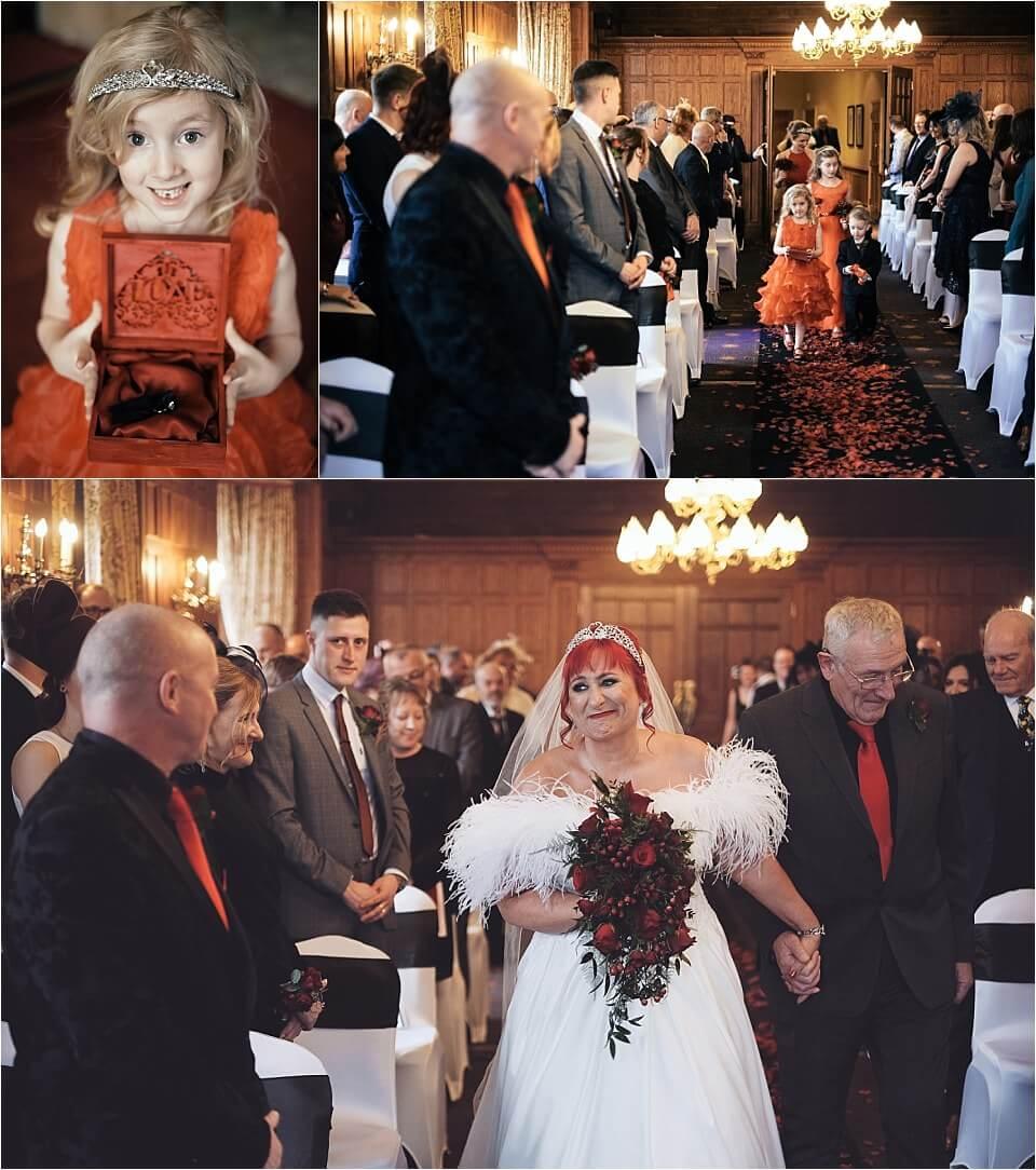 Dumbleton Hall Hotel Hybrid Wedding Photography