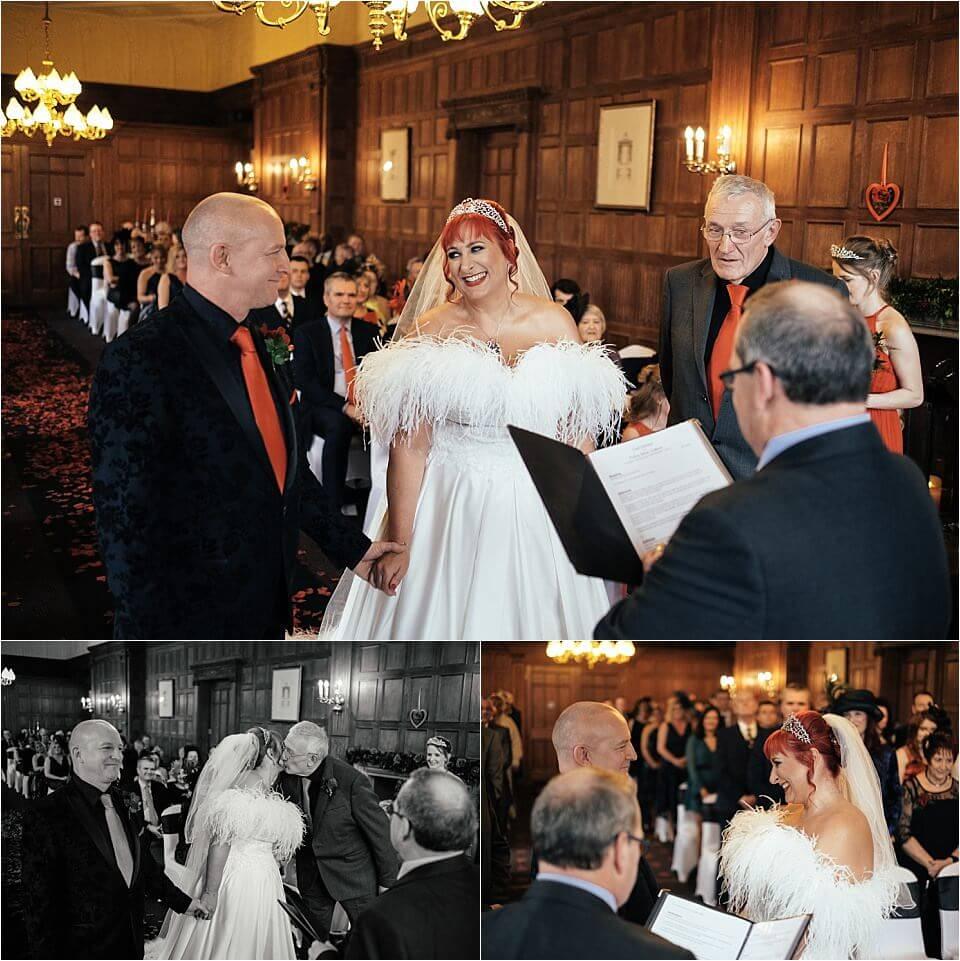 Dumbleton Hall Hotel Hybrid Wedding Photographers
