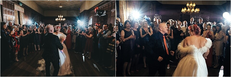 Dumbleton Hall Wedding Photographers