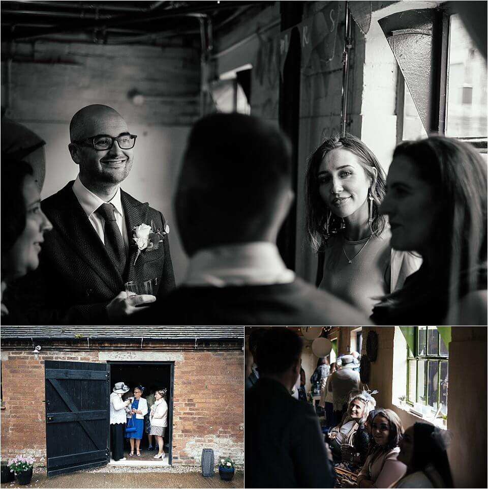 reportage wedding photographers