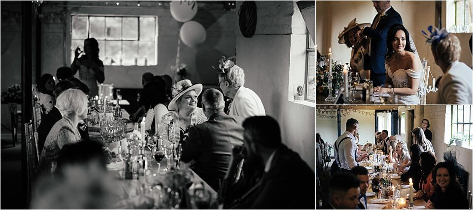 Cowshed wedding photographer