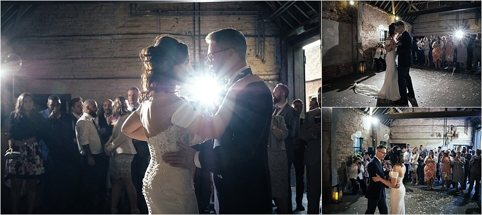 The Cowshed wedding photographer