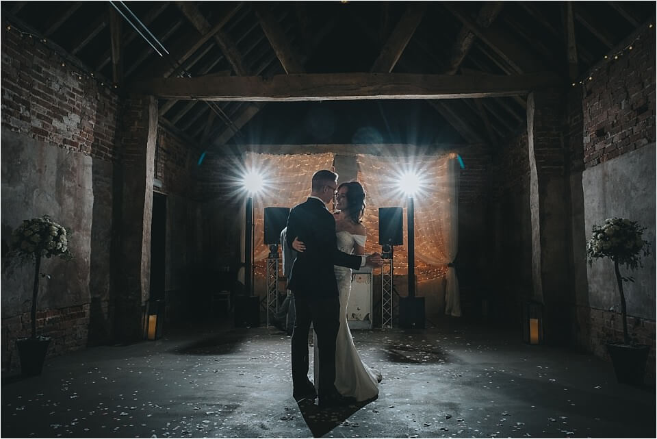 The Cowshed wedding photographers