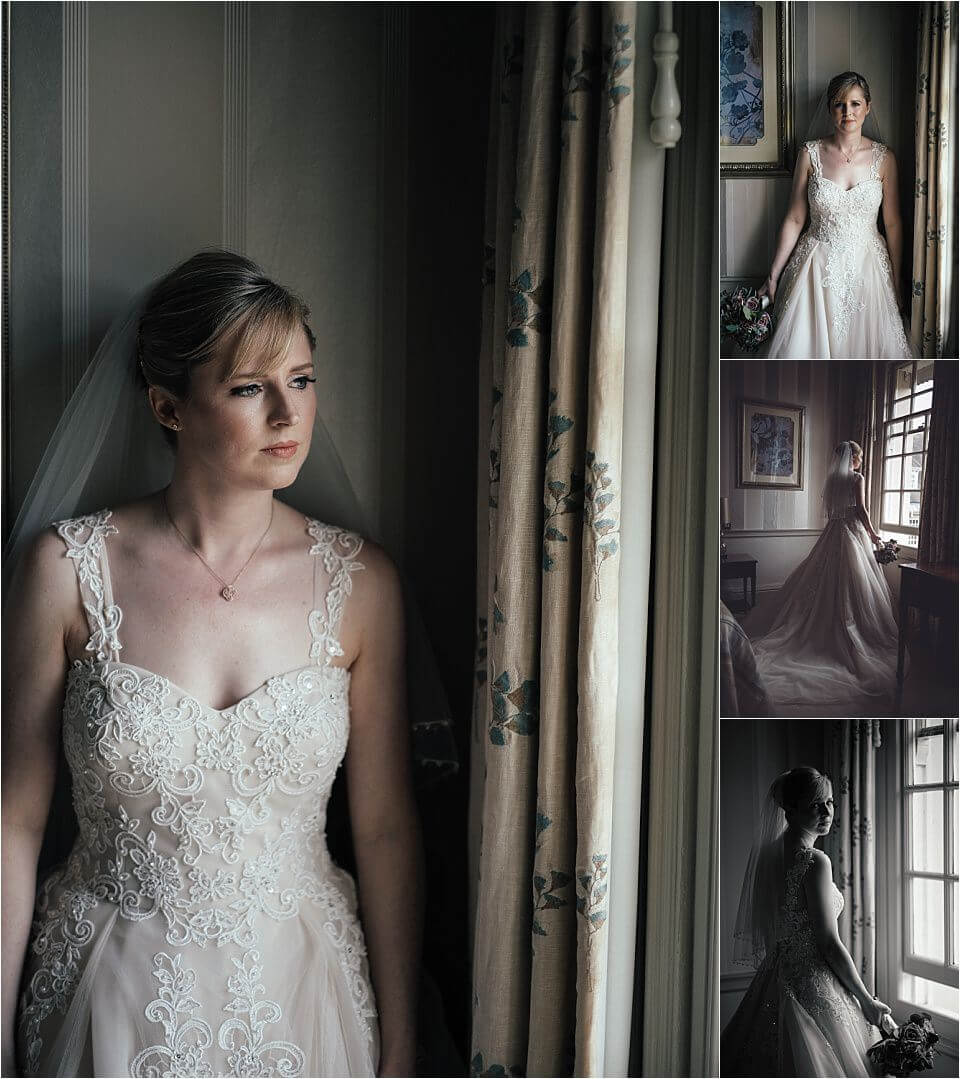 Brockencote Hall Hotel Wedding Photographers