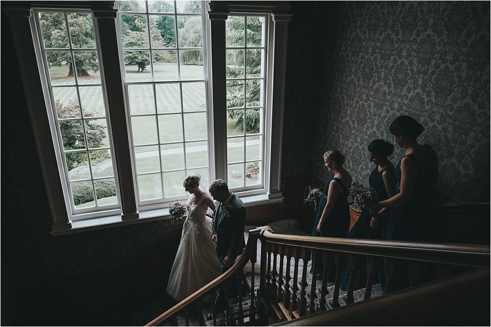Brockencote Hall Wedding Photographers