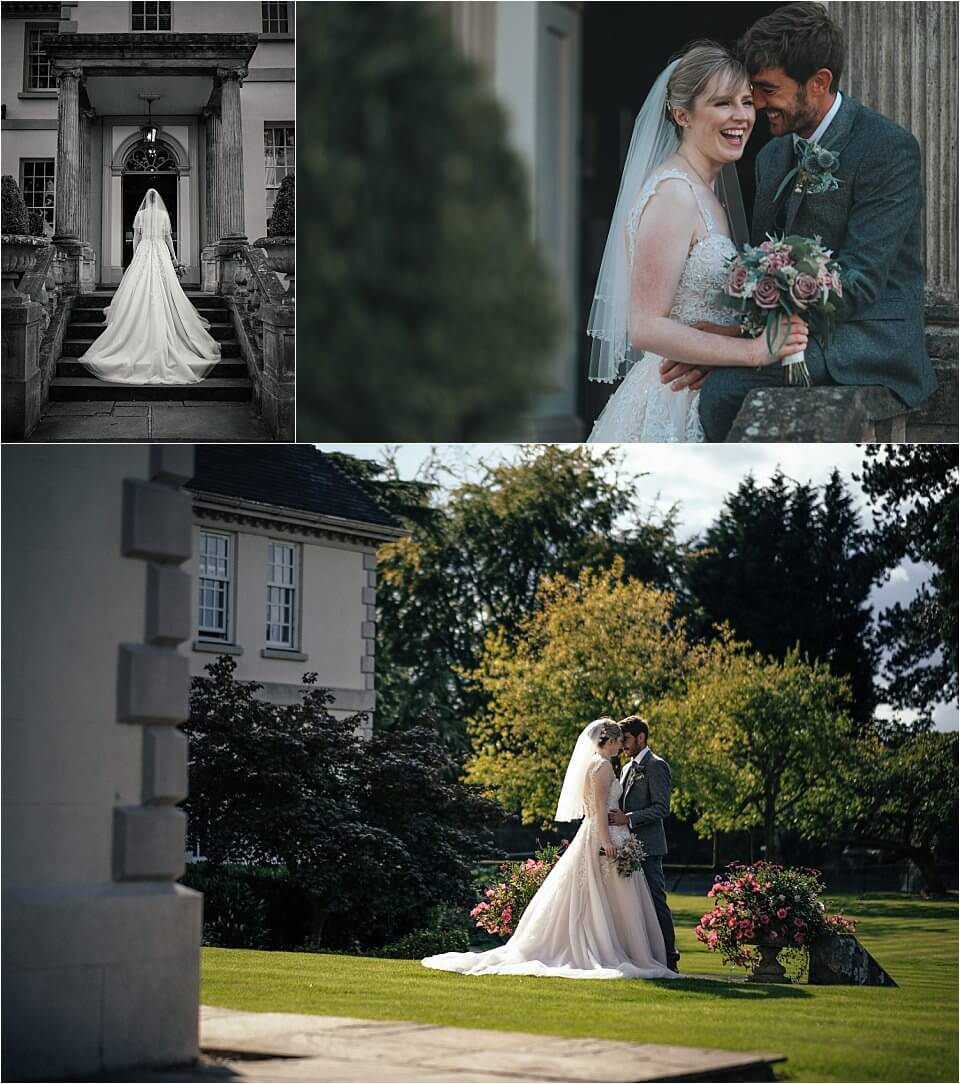 Brockencote Hall Hotel Wedding Photographer