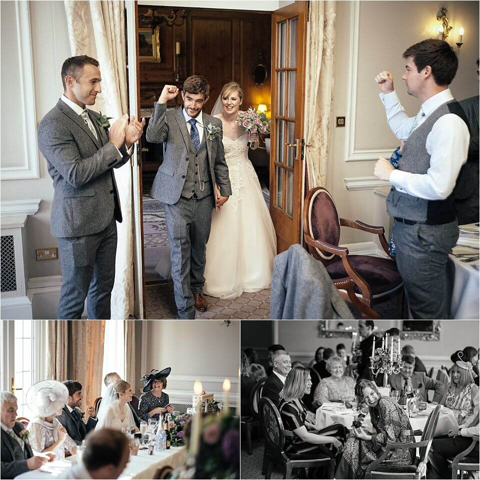 Brockencote Hall Hotel Wedding