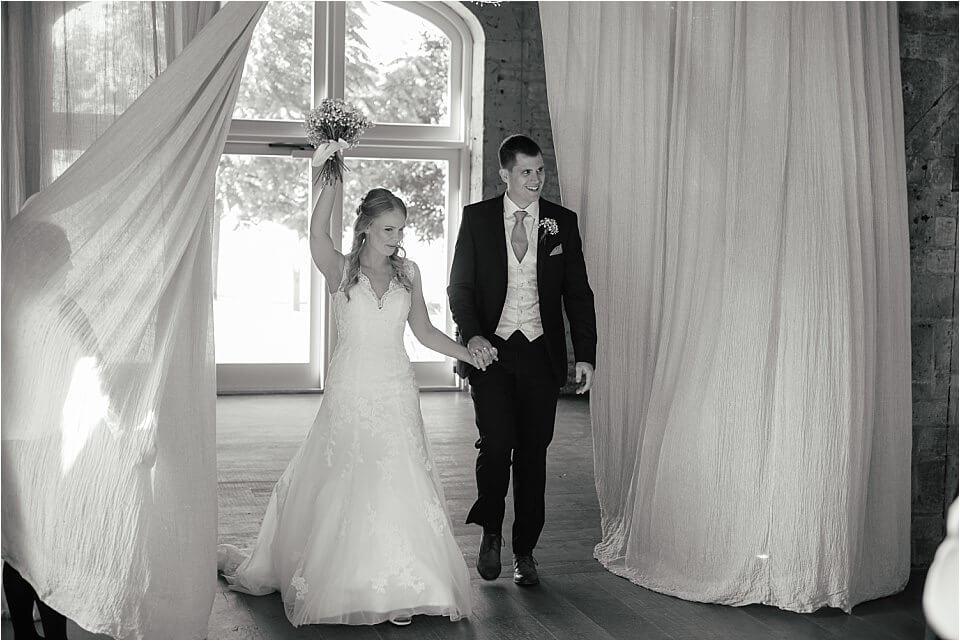 Lapstone Barn Wedding