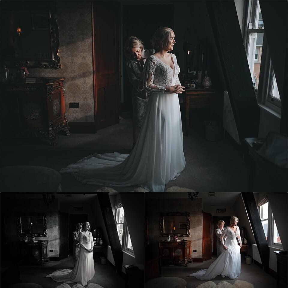 Stanbrook Abbey Hotel Wedding Photographer